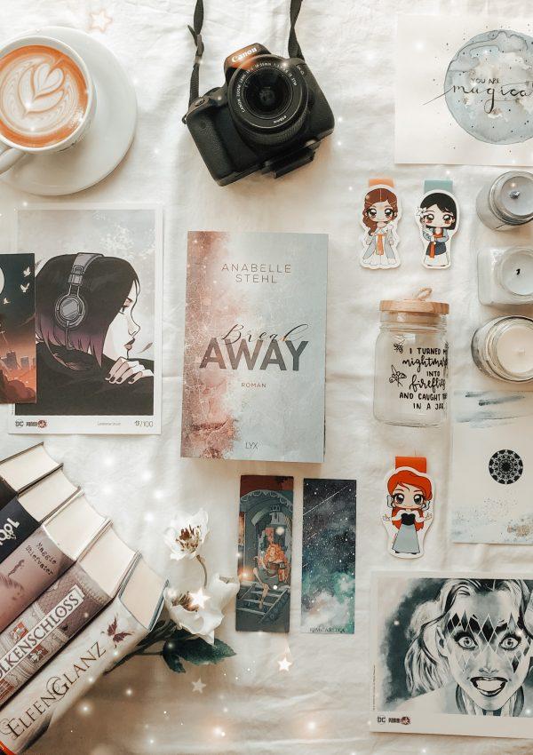Breakaway Blogtour | Interview mit Anabelle Stehl