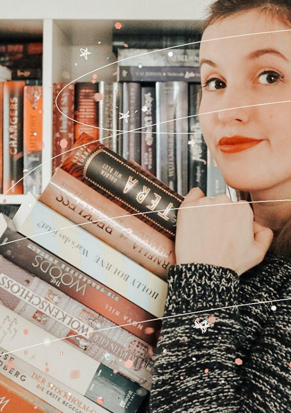Lesemonat Dezember 2020 | 11 Bücher und zwei Highlights 🌟✨
