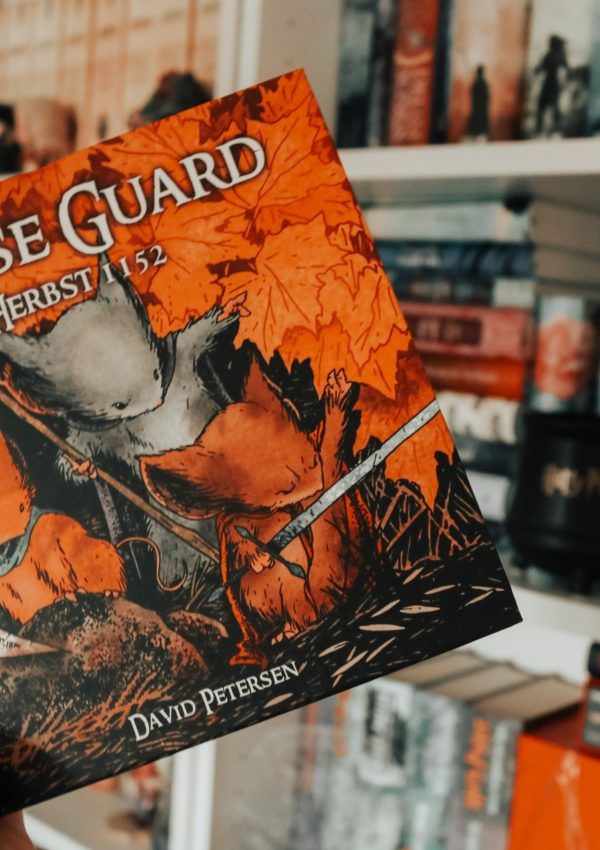 Mouse Guard – Die doppelte Packung