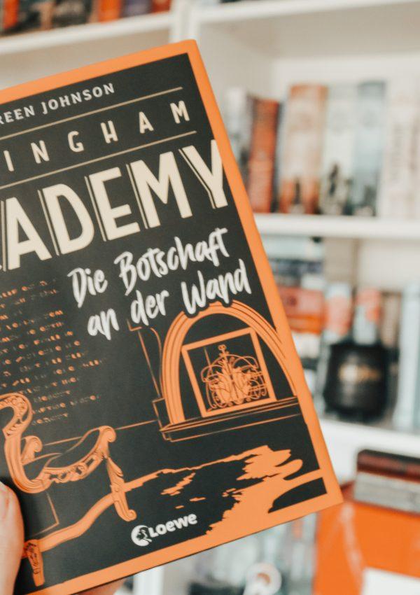 Ellingham Academy: Die Botschaft an der Wand – Maureen Johnson | Rezension